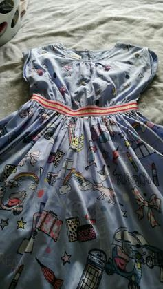 964dbaa35c girls monsoon dress in CH63 Wirral for £15.00 for sale - Shpock