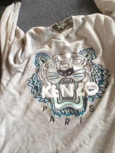 b83ce9ec Kenzo Jumper in SW6 Fulham for £75.00 for sale - Shpock