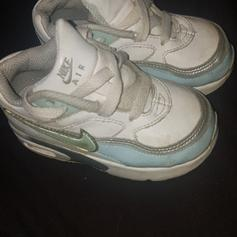 Nike Air Max wedge trainers size 7 in CH5 4SU Connah's Quay