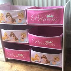 Girls Bedroom Storage Unit in WS10 Walsall for £8.00 for ...