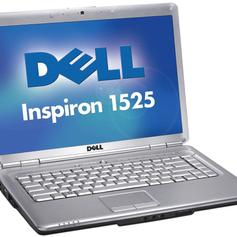 DELL INSPIRON 1525 red Laptop celeron dual 2G in B9