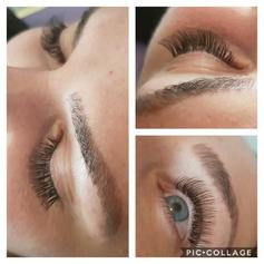 mink individual eyelash extensions in Wexham Court for £35 00 for