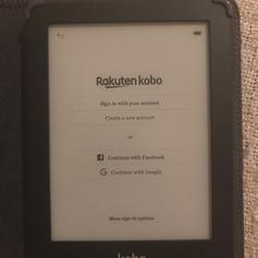Kobo touch Glo N613 in SE15 London for £30 99 for sale - Shpock