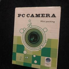 PC Camera and headphones in North