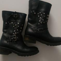 Gr36 H Boots 37 Damen M 06779 Stiefel for Strick Raguhn in dshxQrCt