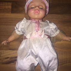 Zepf baby Annabelle doll in CH66 Ellesmere Port for £3 00