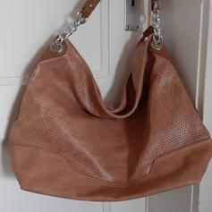 MCM Tasche Shopper Project Visetos Braun in 85737 Ismaning