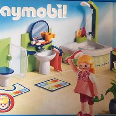 5330 Playmobil Badezimmer in 2320 Schwechat for €13.00 for sale - Shpock