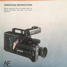Sony Handycam Video 8 CCD-F455E in DY5 Hill for £9 00 for