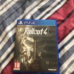 Fallout 4 and destiny PS4 games in S66 Maltby for £5 00 for
