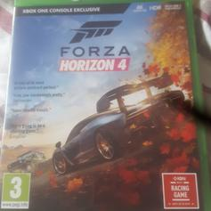 Forza horizon 4 + Forza 7 download codes in B98 Redditch for