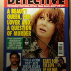 TRUECRIME DETECTIVE MAG AUG 2014  FREE P&P in ST5-Lyme for £3 50 for