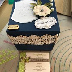 Wedding Post Box For Sale Other In Shpock