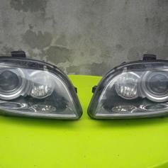 Audi a3 8p xenon tinted headlights in DE24 Derby for £85 00 for sale