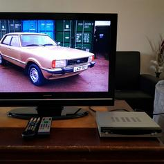 26 inch ONN TV *not working* in B32 Birmingham for £3 00 for