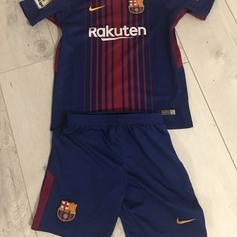 89bb76e1e97 Barcelona Football Kit in B90 Solihull for £20.00 for sale - Shpock