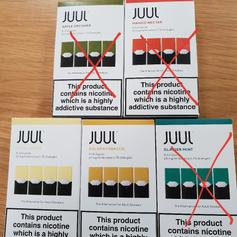 Empty pods for JUUL in E14 London for £3 99 for sale - Shpock