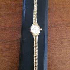 22k gold plated mens watch in WN1 Wigan for £33 00 for sale