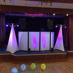 Party DJ Disco Lights Retro in NN1 Northampton for £50 00