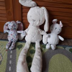 KIDS DOGS SOFT TOY/ BAG BUNDLE in NW6 Camden for £6 00 for
