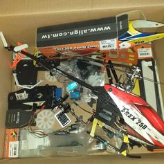trex 450 clone rc helicopter brand new in WA9 Saint Helens for