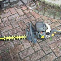 ryobi petrol strimmer with hedge cutter +more in NG16 Valley