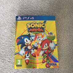 sonic mania plus & sonic forces in B63 Dudley for £20 00 for