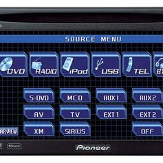 Pioneer double din Dvd android app radio cd in S8 Sheffield