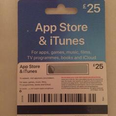 Apple gift card in BD9 Bradford for £200 00 for sale - Shpock