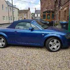 audi tt mk2 3 2 swaps or sell in TS17 Middlesbrough for