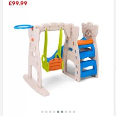 Plum Toddlers Tower Wooden Play Centre In S41 Chesterfield For