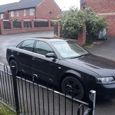 Modified audi a4 tdi pd 130 sell or swap in S71 Barnsley for
