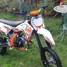 Yamaha PW50 Linmax Replica - PY50 Pitbike in ME14 Maidstone