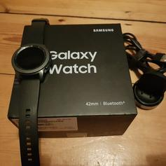 Samsung Galaxy Watch 42mm Midnight Black in SW19 London