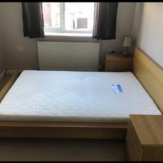 IKEA Malm Over Bed Table. In S75 Dodworth For £20.00 For ...