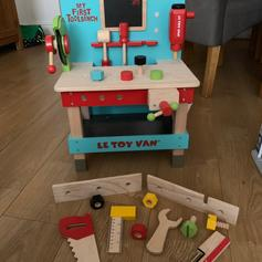 Surprising Toy Work Bench In Np4 Pontypool For 20 00 For Sale Shpock Gamerscity Chair Design For Home Gamerscityorg