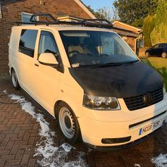 Vw T5 Gp Front Grill Good Condition