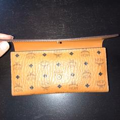 MCM Clutch Cognac NEU in 82223 Eichenau for €180.00 for sale