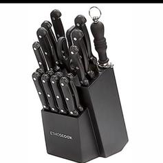 5 Piece Knife Set Plus Asda Electric Knife In B69 Sandwell For 10 00 For Sale Shpock
