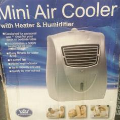 Amcor AC705CE Evaporative Cooler and Humidifier for sale | eBay