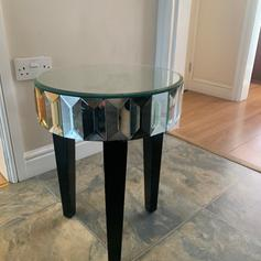 Mirrored Coffee Table Sold Out Printhest In Dy2 Dudley Fur 100 00 Zum Verkauf Shpock At