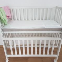 Fillikid Beistellbett Cocon Plus In Weiss In 67067 Ludwigshafen Am Rhein For 75 00 For Sale Shpock