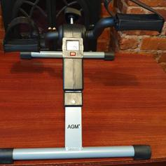 Ultrasport foldable exercise bike with pulse in NG11
