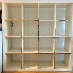 Ikea Expedit Kallax Birke 8 Fächer 2x4 in 2352