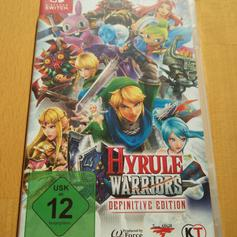 Hyrule Warriors Definitive Edition Switch In 74889 Sinsheim For 45 00 For Sale Shpock
