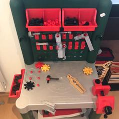 Bosch Mini Werkbank In 6344 Walchsee For 25 00 For Sale Shpock