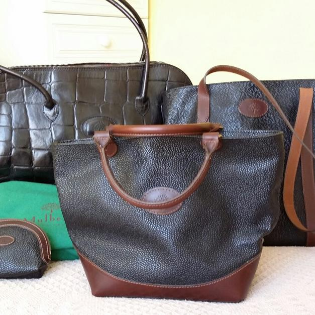 cf860815869 3 GENUINE VINTAGE MULBERRY BAGS in CV31 Royal Leamington Spa for ...