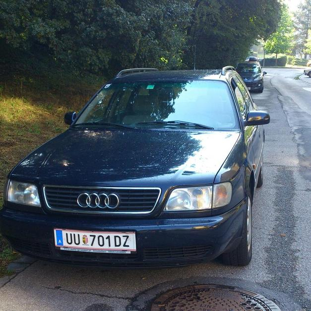 Audi A6 Kombi 1995 304000km In 4020 Linz For 200000 For Sale Shpock
