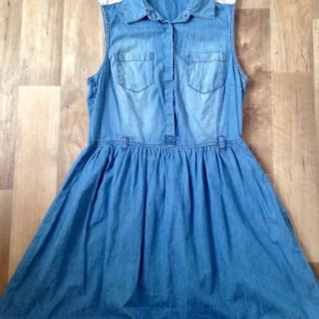 5429e95040 Denim Dress Size 12 Primark in DA15 London for £5 - Shpock