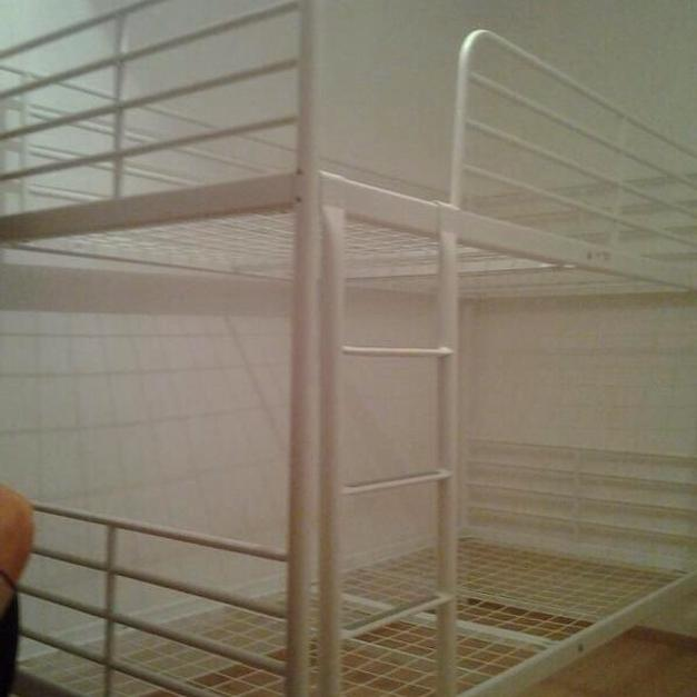 Ikea Svarta Etagenbett Metall Weiss In 31832 Springe For 100 00 Shpock